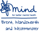 Brent, Wandsworth and Westminster Mind Talking Therapies logo